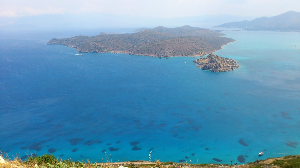 Agios Nikólaos, Elounda and Spinalonga