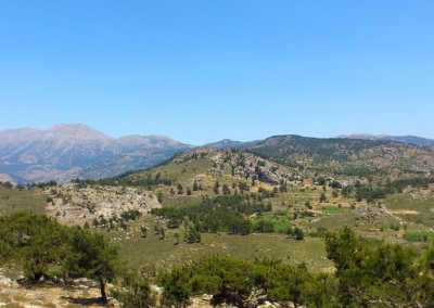 View on Stavros